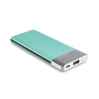 RealPower PB-5500 Fashion Powerbank - Blauw