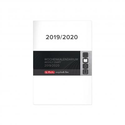 Herlitz 50022625 - Zwart, Wit