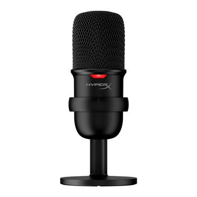 HyperX SoloCast Microfoon - Zwart