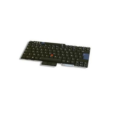 Microspareparts laptop accessoire: MSPK45NT51007 - Czech Keyboard, Black - Zwart