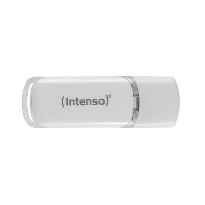 Intenso Flash Line USB flash drive - Wit