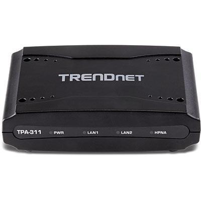 Trendnet TPA-311 Netwerkkaart - Zwart