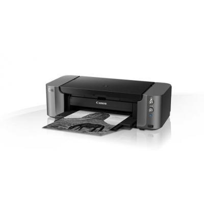 Canon inkjet printer: PIXMA Pro-10S - Blauw, Grijs, Mat Zwart, Foto zwart, Foto cyaan, Paars, Rood, Geel