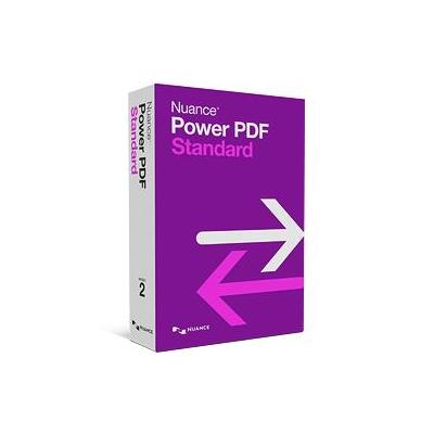 Nuance document management software: Power PDF Standard 2