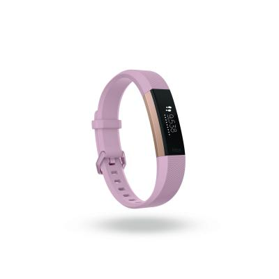 Fitbit wearable: Alta HR - Roze goud