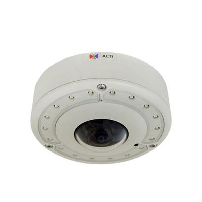 ACTi B74A Beveiligingscamera - Wit