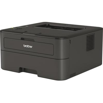 Brother laserprinter: HL-L2360DN - Zwart