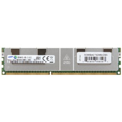 Samsung RAM-geheugen: 32GB DDR3 1600MHz