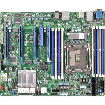 Asrock server/werkstation moederbord: Intel C612, Socket LGA 2011 v3, DDR4, 8 DIMM, ATX