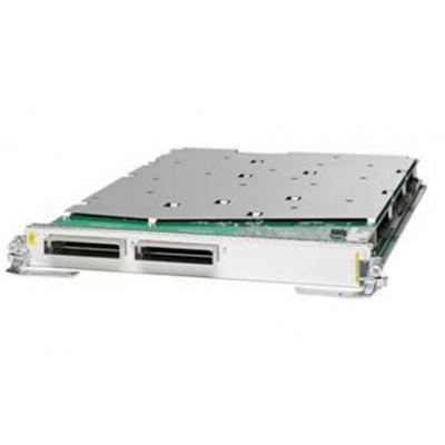 Cisco netwerk switch module: ASR 9000 2-Port 100GE Packet Transport Optimized Line Card, Requires CFP optics, Spare
