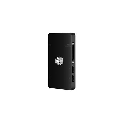 Cooler Master RGB LED Controller Cooling accessoire - Zwart