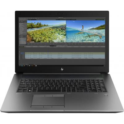 "HP ZBook 17 G6 17,3"" i7 32GB RAM 512GB SSD Laptop - Zilver"