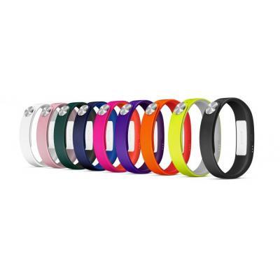 Sony camera riem: SmartBand SWR110 (Large) 3Pk (Green, Pink, White) - Groen, Roze, Wit