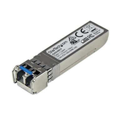 Startech.com netwerk tranceiver module: 10 Gigabit glasvezel 10GBase-LR SFP+ ontvanger module HP JD094B compatibel SM .....