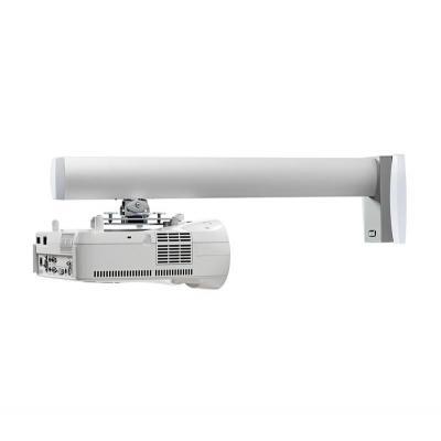 Sms smart media solutions projector plafond&muur steun: Projector Short Throw 680 mm, aluminium/white - Aluminium, .....