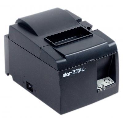 Star micronics pos bonprinter: TSP143U EU GREY PRINTER, - Grijs