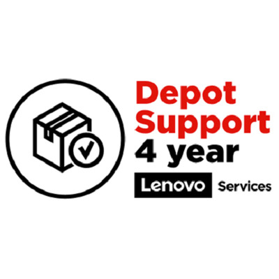 Lenovo garantie: ThinkPlus ePac 4YR Depot
