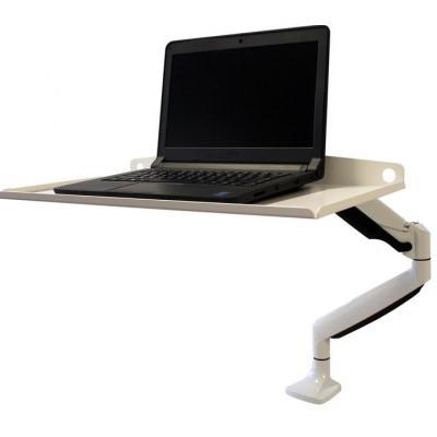 Newstar toetsenbord accessoire: De KEYB-V550LAPTOP is een toetsenbord-, muis- en laptophouder