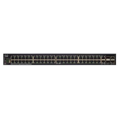 Cisco SF550X-48P-K9-EU netwerk-switches