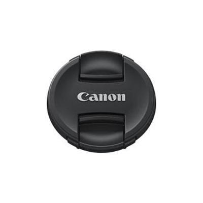 Canon E-77 II Lensdop - Zwart
