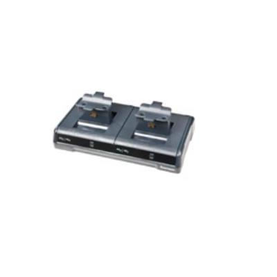 Intermec 4-pos Battery Chgr PR2/3 No Pwr Cord EU Oplader - Zwart