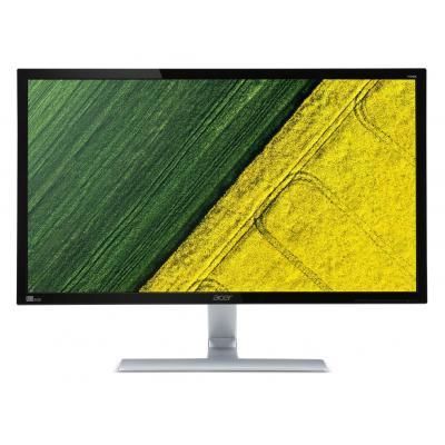 Acer monitor: RT280KA - Zwart