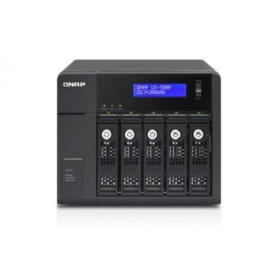 QNAP UX-500P behuizing