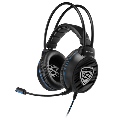 Sharkoon Skiller SGH1 Headset - Zwart