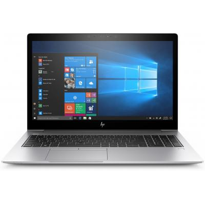Hp laptop: EliteBook 755 G5 + USB-C Dock G4 - Zilver