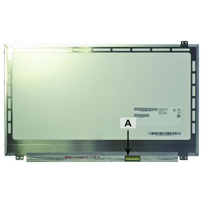 2-Power 2P-756412-3D1 Notebook reserve-onderdelen
