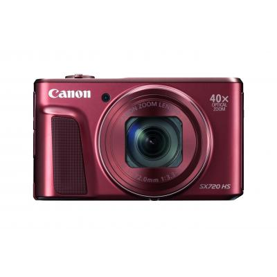 Canon digitale camera: PowerShot SX720 HS - Rood