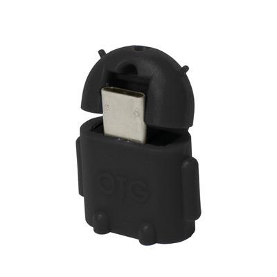 LogiLink USB OTG Adapter Kabel adapter - Zwart