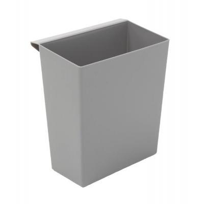 Vepa bins prullenbak: VB 650514 - Grijs