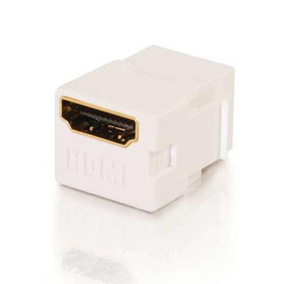 C2G HDMI Keystone Jack - Wit
