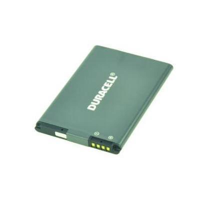 Duracell batterij: Battery BlackBerry JM-1 - Zwart