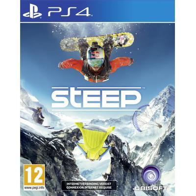 Ubisoft game: Steep  PS4