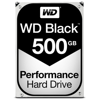 "Western Digital WD Black 500GB 7200rpm 3,5"" SATA Interne harde schijf"