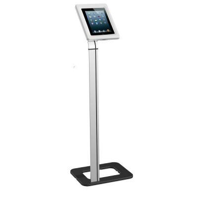 Newstar houder: De TABLET-S100SILVER is een universele vloerstandaard voor een tablet - Zilver