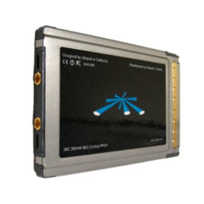 Ubiquiti Networks SuperRange 32-bit Cardbus Type II 3.3VDC IEEE 802.11a/b/g Netwerkkaart