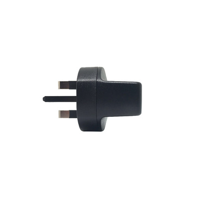 OtterBox CONNECTED+ USB-A Wall Charger UK Oplader - Zwart