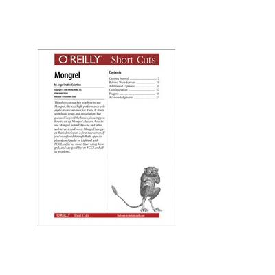 O'reilly boek: Media Mongrel - eBook (PDF)