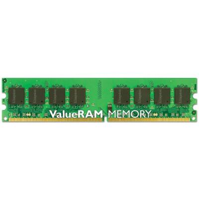 Kingston technology RAM-geheugen: ValueRAM 1GB 800MHz DDR2 Non-ECC CL6 DIMM