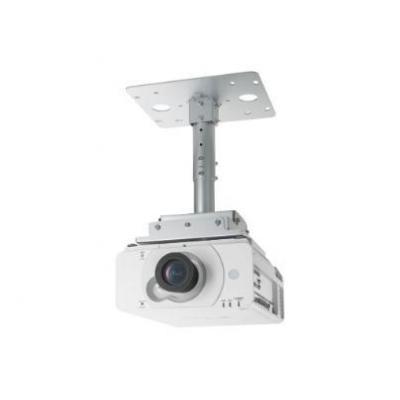 Panasonic projector plafond&muur steun: ET-PKD110H, Ceiling mount bracket for high ceilings - Wit