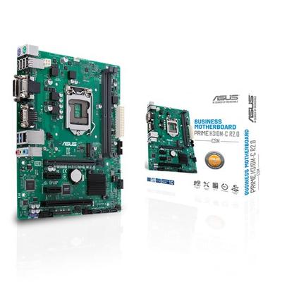 ASUS PRIME H310M-C R2.0/CSM Moederbord