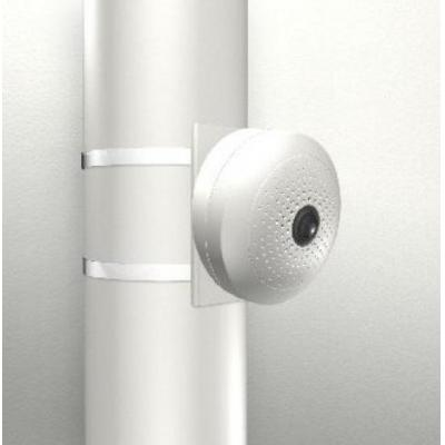 Acti beveiligingscamera bevestiging & behuizing: Pole Mount with Tilted Wall Mount for B54, B55, B56, I5x, KCM-3911