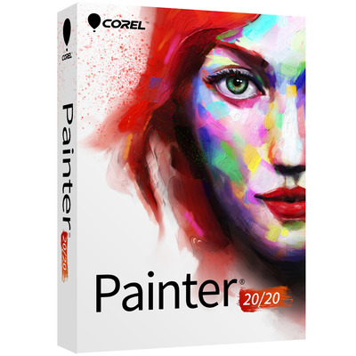 Corel Painter 2020 (English) Grafische software