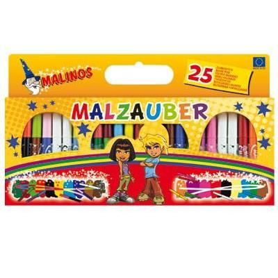 Malinos verf stift: 300029 - Multi kleuren