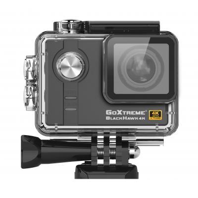 Easypix actiesport camera: GoXtreme BlackHawk - Zwart