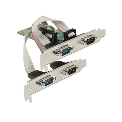 DeLOCK 89557 Interfaceadapter - Groen