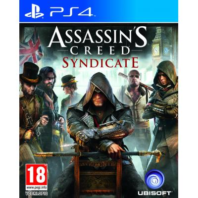 Ubisoft game: Assassin's Creed Syndicate, PS4